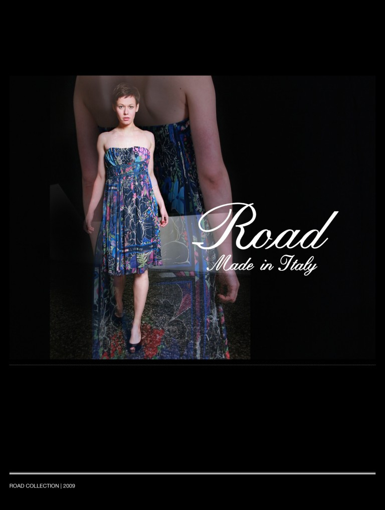 Road Collection / Lookbook 2009