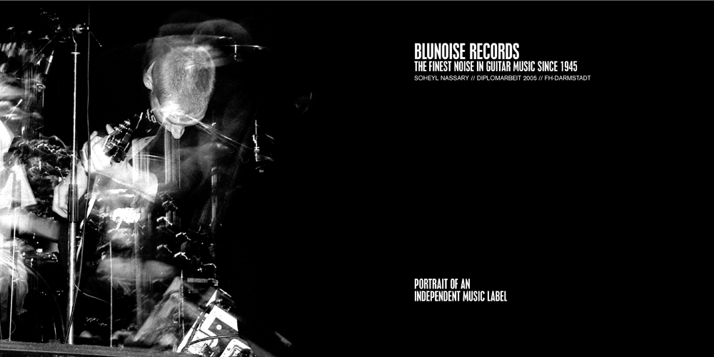 BLUNOISE RECORDS / Doku