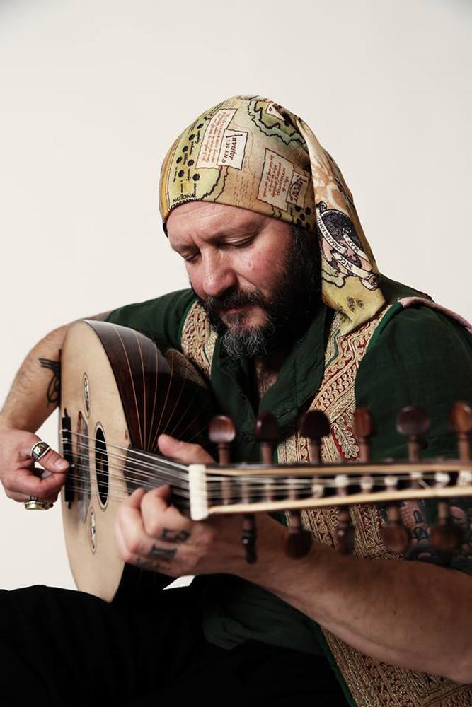 Lalezar Ensemble / Ahmed Karaköse