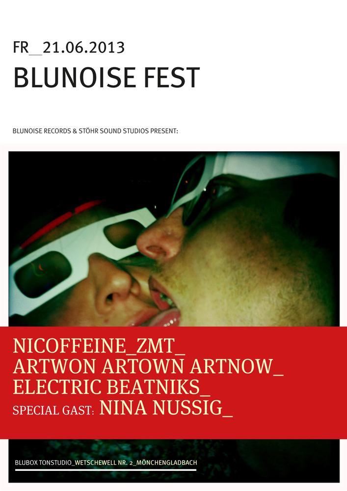 BLUNOISE FEST // SERIES 1