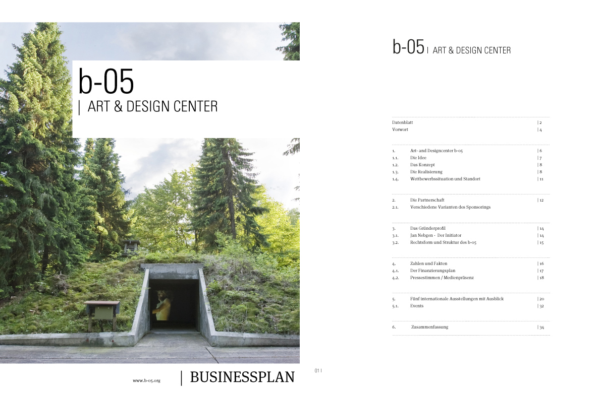 B05 BUSINESS BOOK