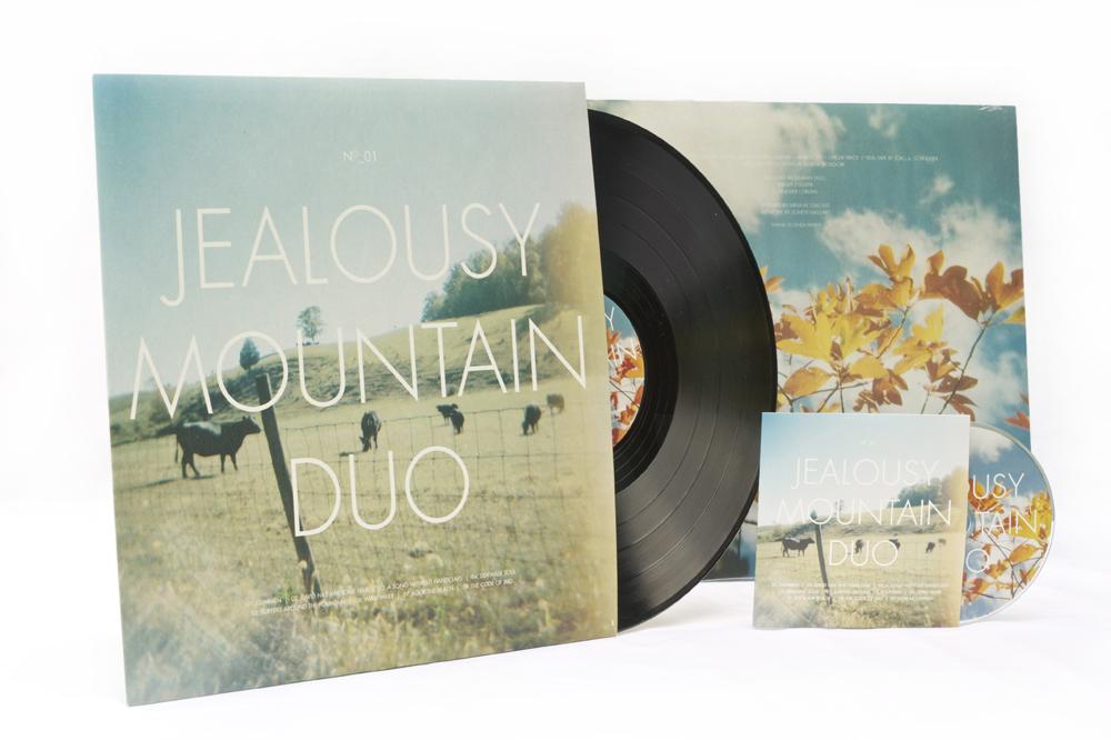 Jealousy Mountain Duo // NO. 01