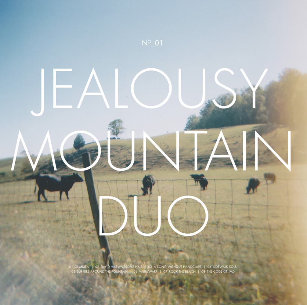 Jealousy Mountain Duo // NO. 01