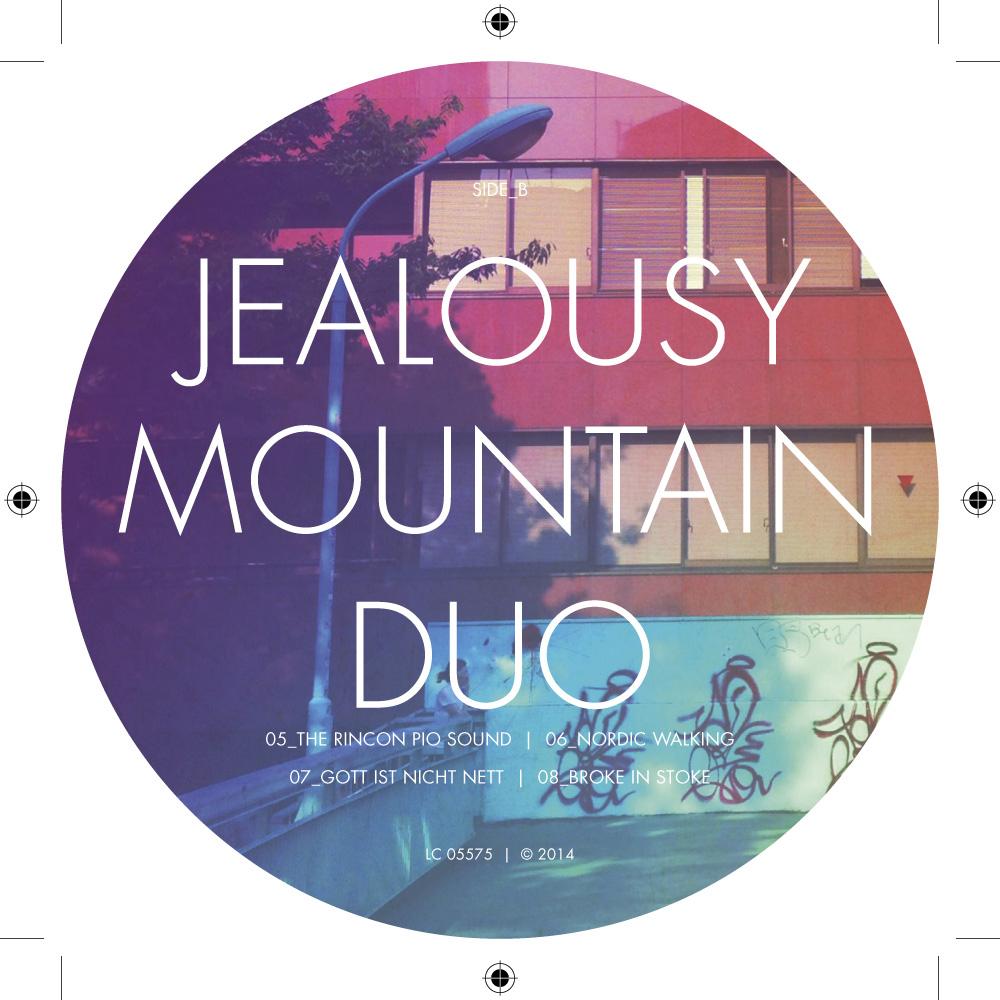 Jealousy Mountain Duo NO. 03