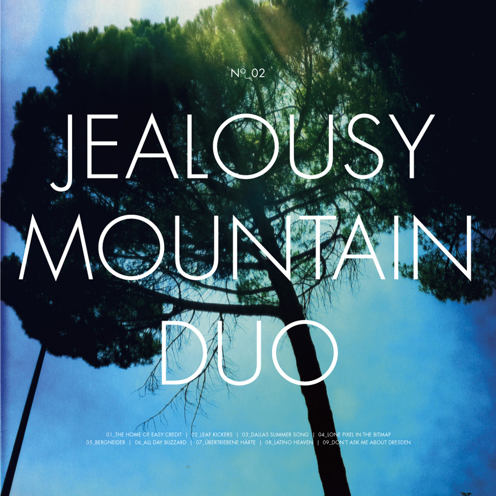 Jealousy Mountain Duo // NO. 02