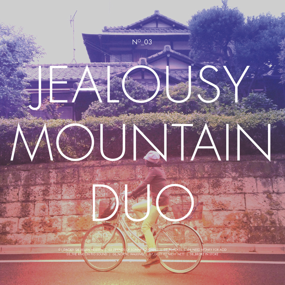 Jealousy Mountain Duo NO. 03