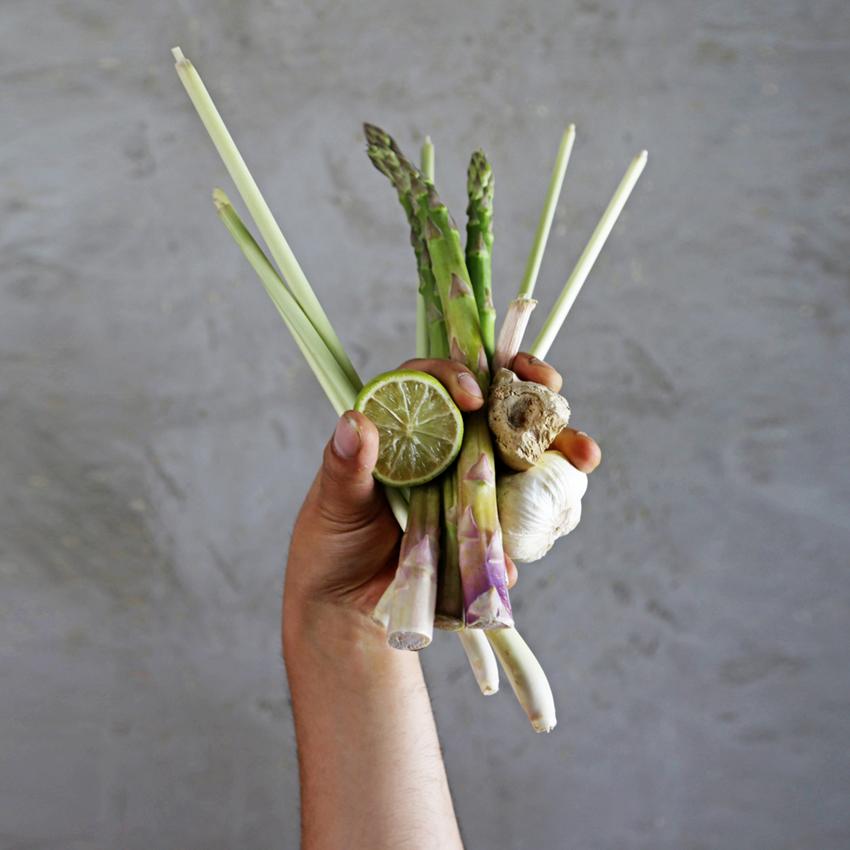 HAND(L)ING FOOD / K84