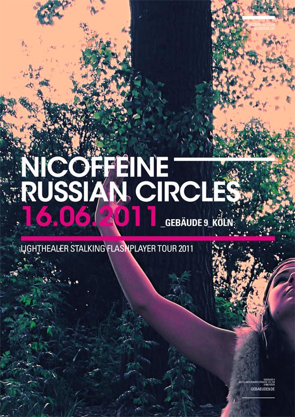 NICOFFEINE TOUR POSTER 01