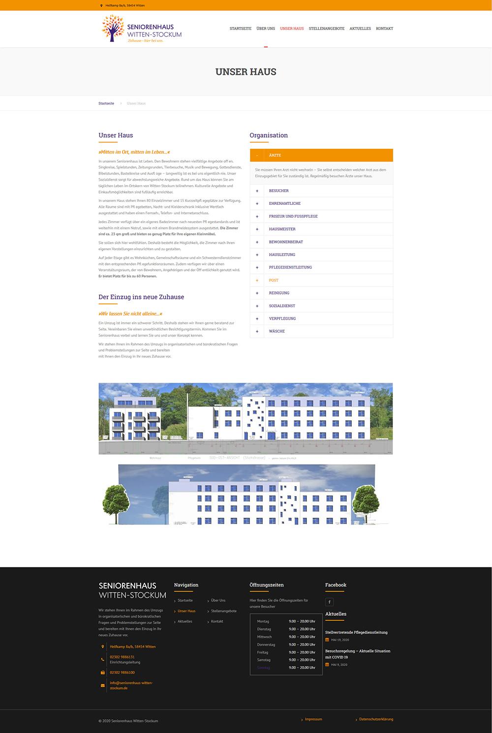 Seniorenhaus Witten-Stockum