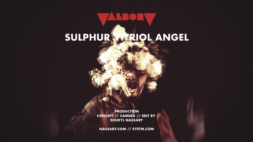 Soheyl Nassary / Sulphur Vitriol Angel