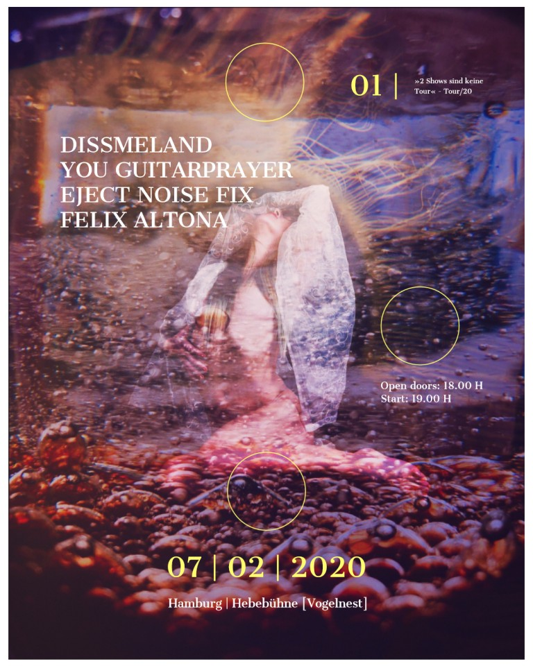 You Guitarprayer Poster