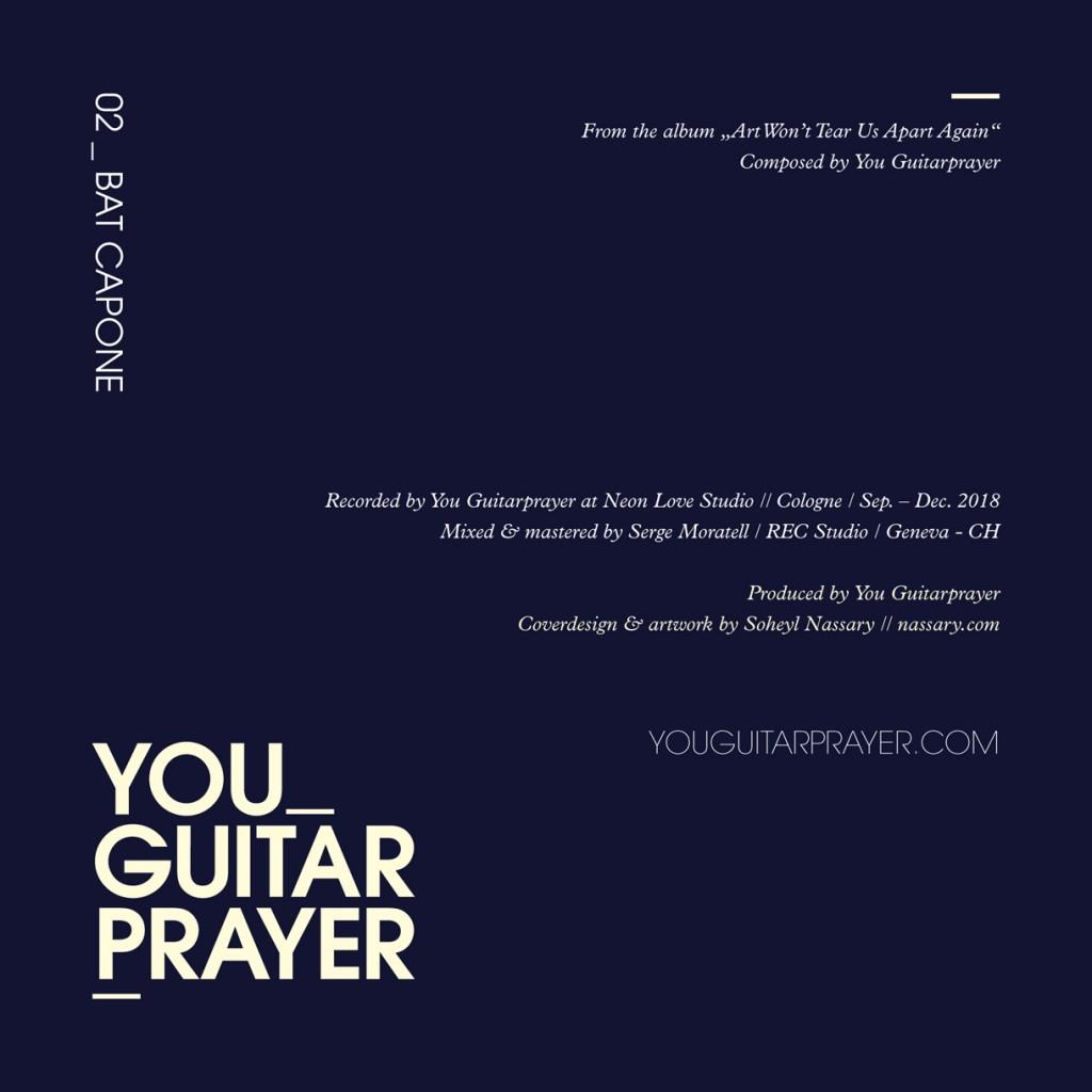 You Guitarprayer / Bat Capone
