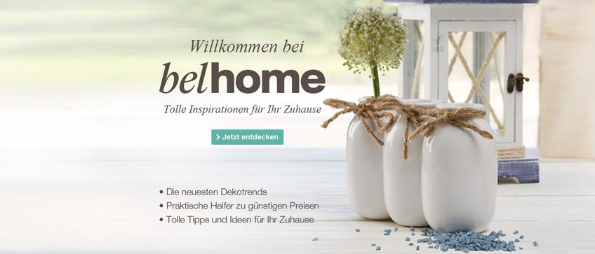 belHome Webteasers