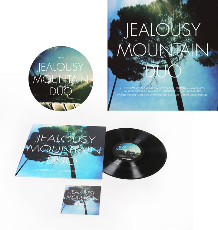 Jealousy Mountain Duo // NO. 02
