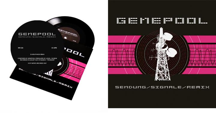 Genepool // Sendung/Signale/Remix