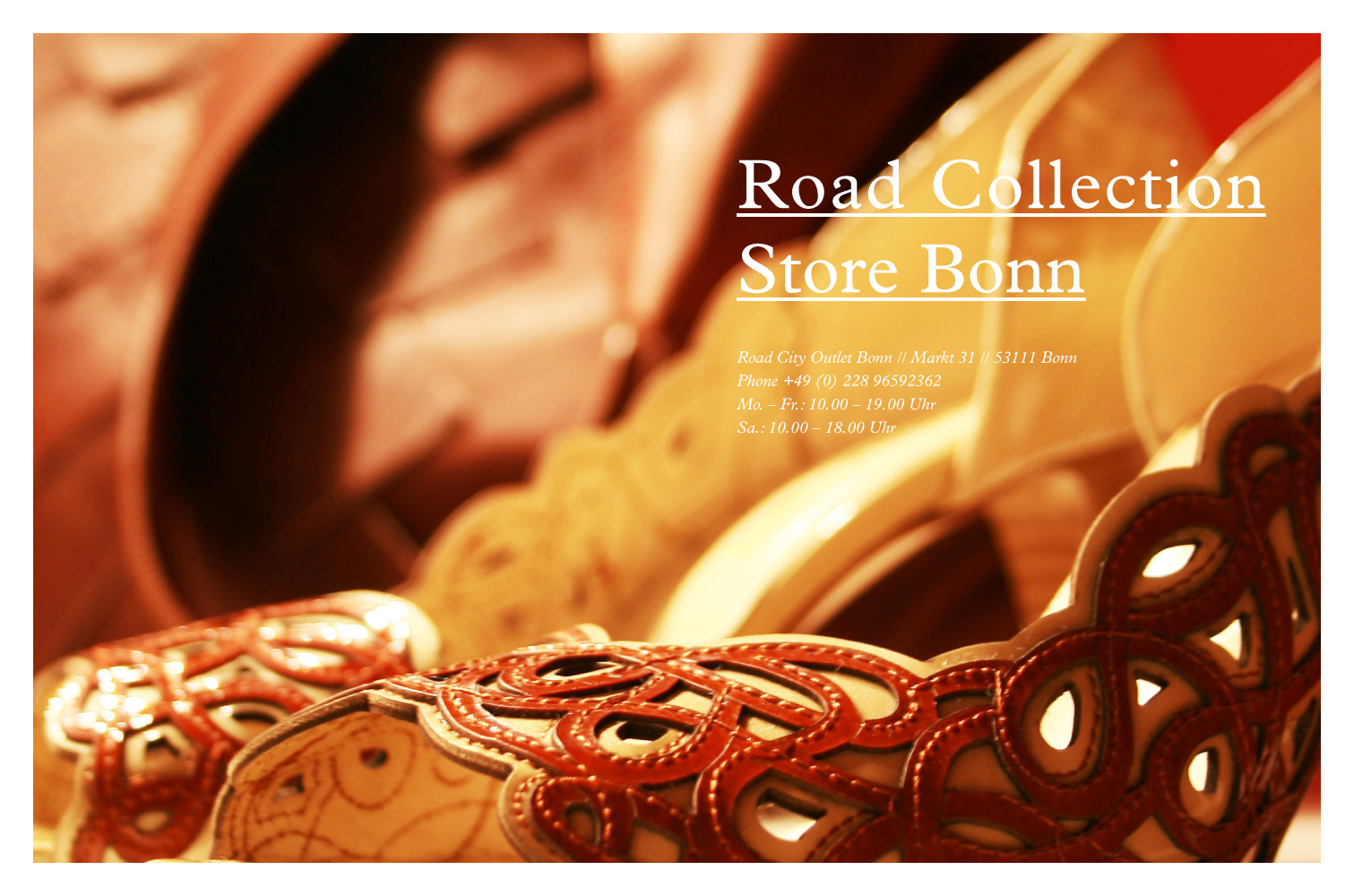 Road Collection Lookbook 2010