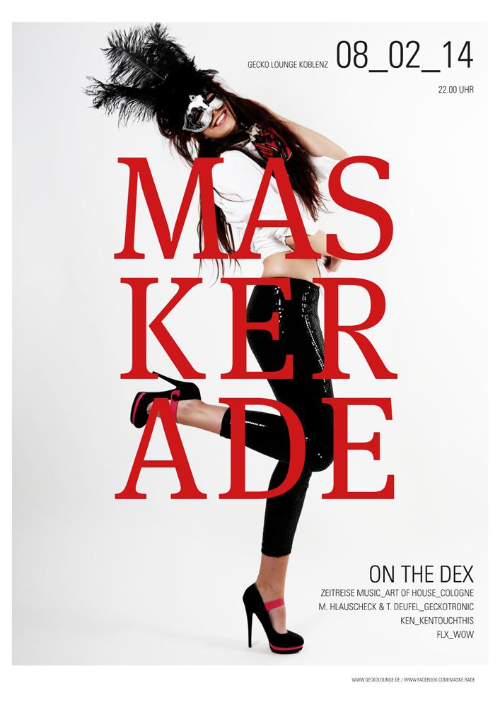 Maskerade Poster.indd