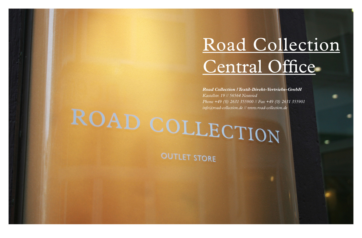 Road Collection Lookbook 2011