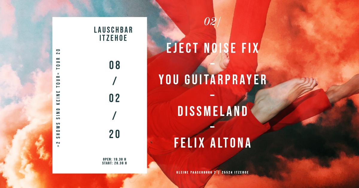 You Guitarprayer / Lauschbar