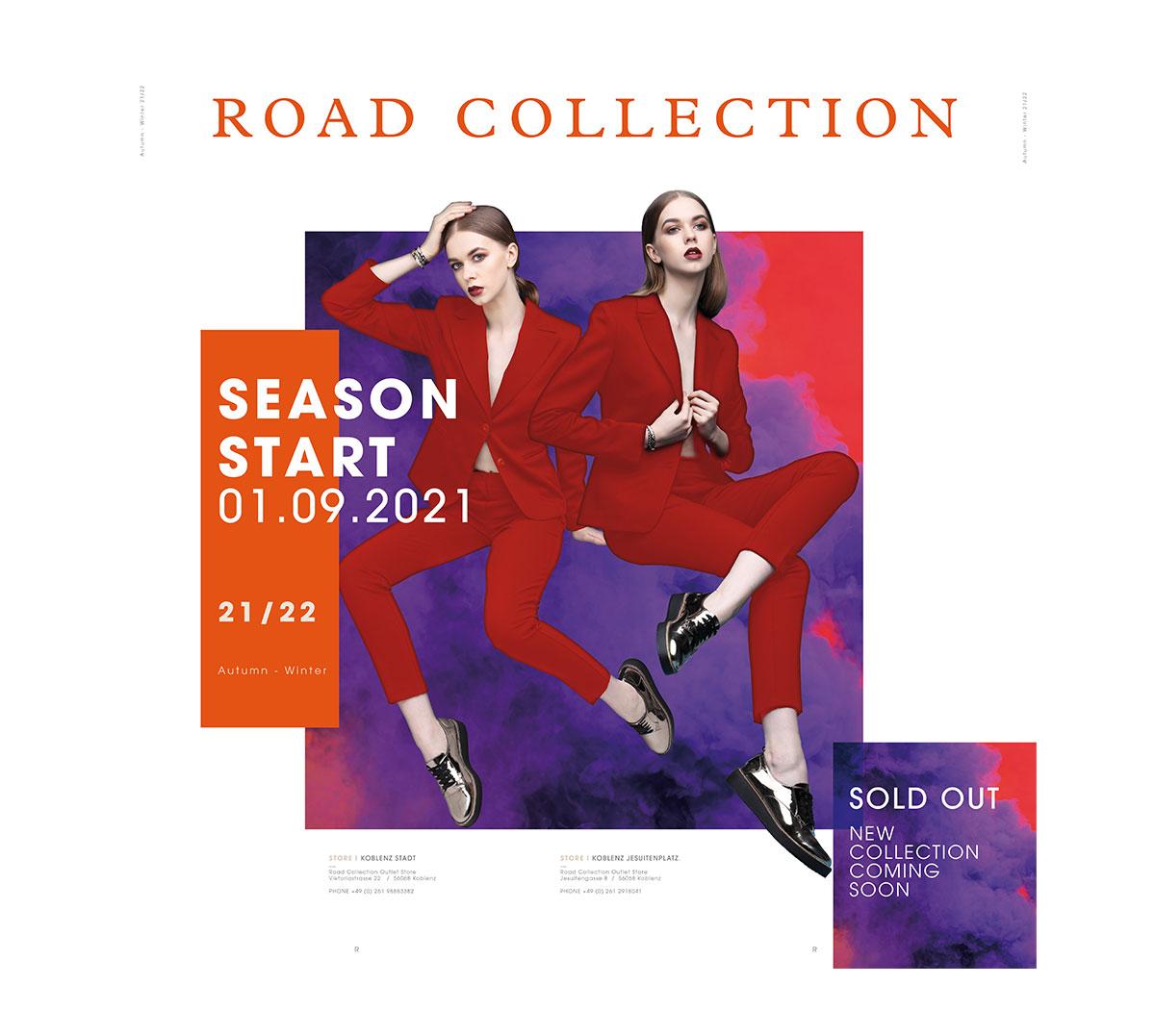 Road Collection / Season Start 21/21 Koblenz